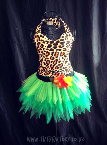Katy Perry Roar Costume   TuTu's and Tulle   Pinterest