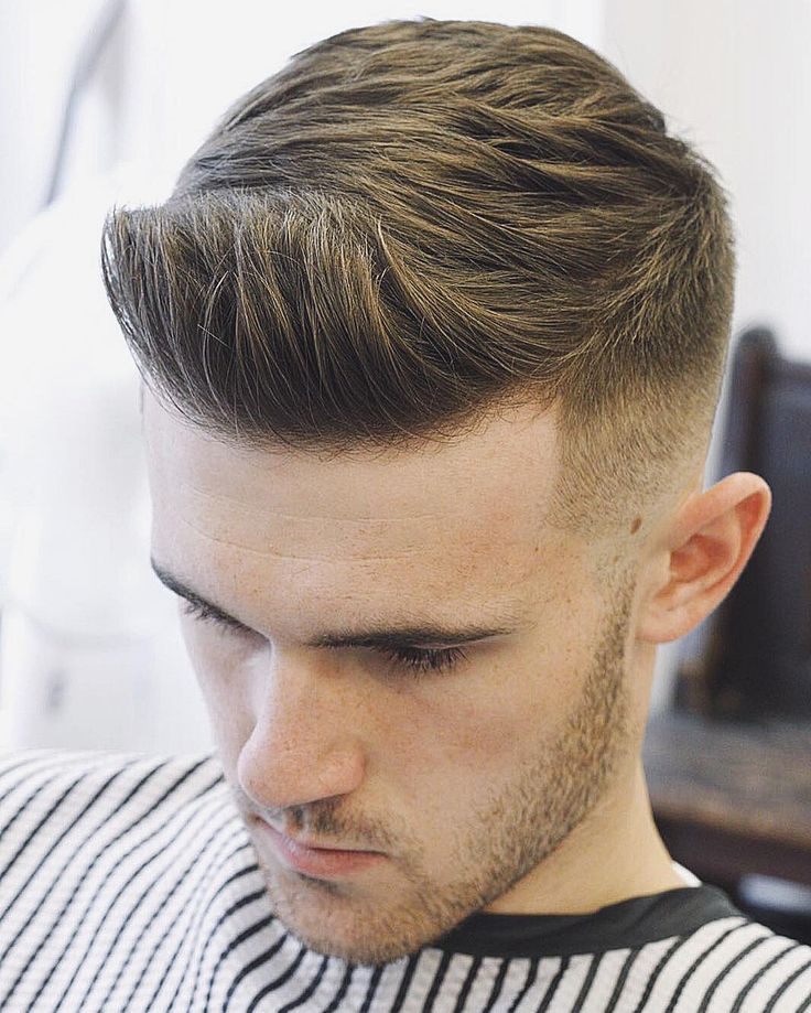 Short Quiff Haircut Trends 2017