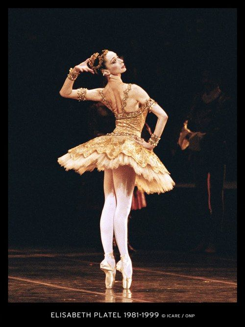 Elisabeth Platel in Raymonda - Étoile from 1981-1999 Photo © Icare
