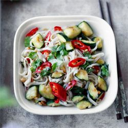 A Thai salad from one of my favorite cooking sides Kwestia Smaku :) This recipes and photos makes me mad.