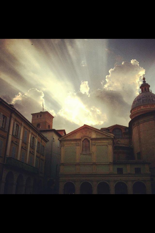 Piazza San Prospero - Reggio Emilia - Italy