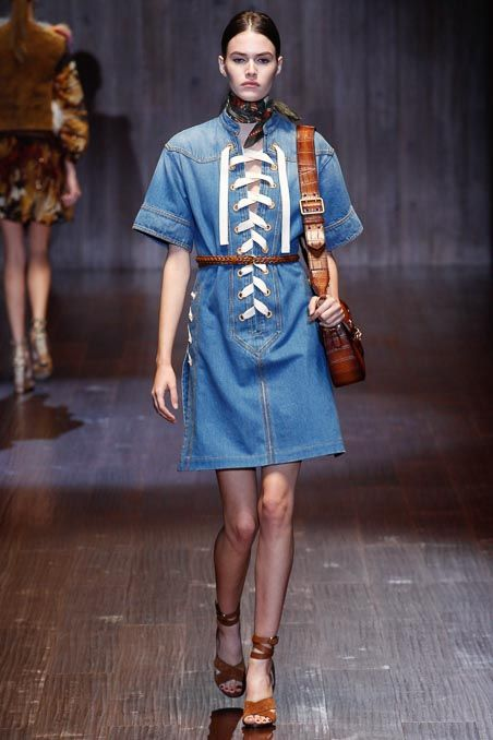 Gucci Spring 2015 Ready-to-Wear - Collection
