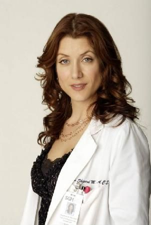 Dr Addison Montgomery (Kate Walsh)