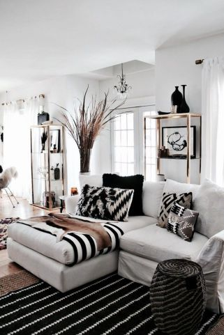 Stunning Boho Chic Living Room Decor Inspirations On A Budget 33