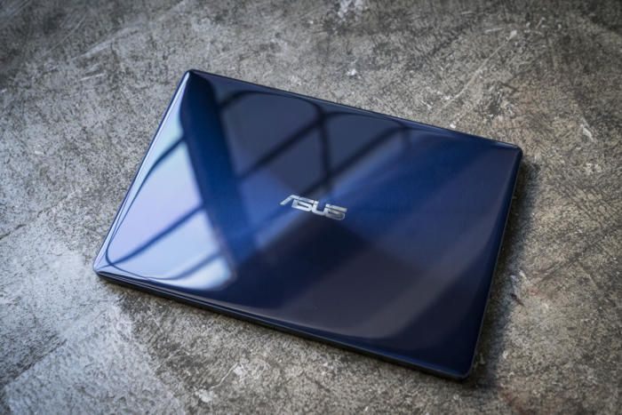 Asus Zenbook 13 Ux331un Review An Ultraportable Laptop With A Knack For Gaming Asus Latest Laptop Asus Laptop