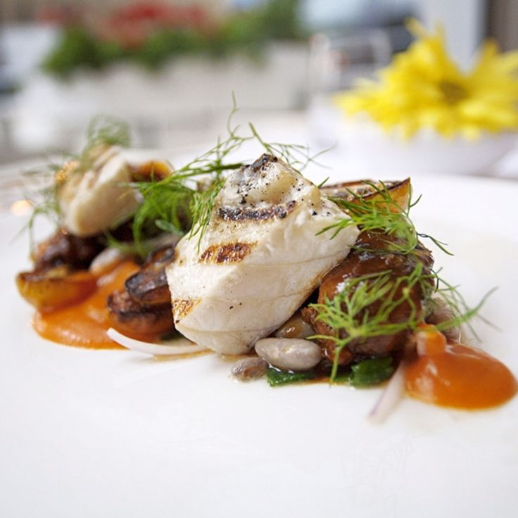 """Sturgeon has been on Blackbird's menu since the early days... cool to see a chef continuing a tradition. """"Blackbird's Sturgeon Tradition"""" from Perry Hendrix of Blackbird, Chicago, on Morsel"""