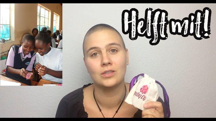 Ruby Cup ♥ Die soziale Menstruationstasse unterstützt Mädchen in Afrika. Mit dem Kauf eines Ruby Cups unterstützt IHR ein Mädchen in Kenia. Ermöglicht es ihr...