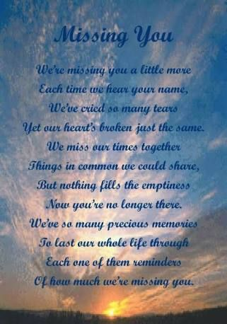 anniversary of death poem - Google Search