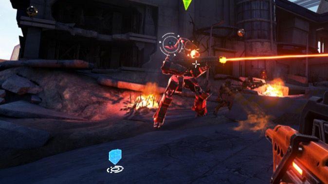 【Oculus Rift】敵の身体をハッキングする新感覚VRFPS『Damaged Core』   Mogura VR - 国内外のVR最新情報