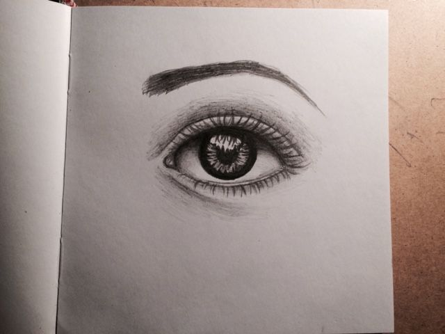 Drow, drowing, deepdrow, art, artist, artmood, artlife, drowlife, eye, maybe mine