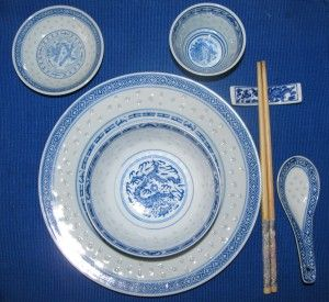 Chinese Place setting « Multi Cultural Cooking Network