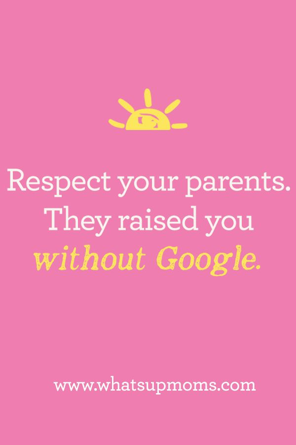 #respect #parents #google #quotes #mom | QUOTES ...