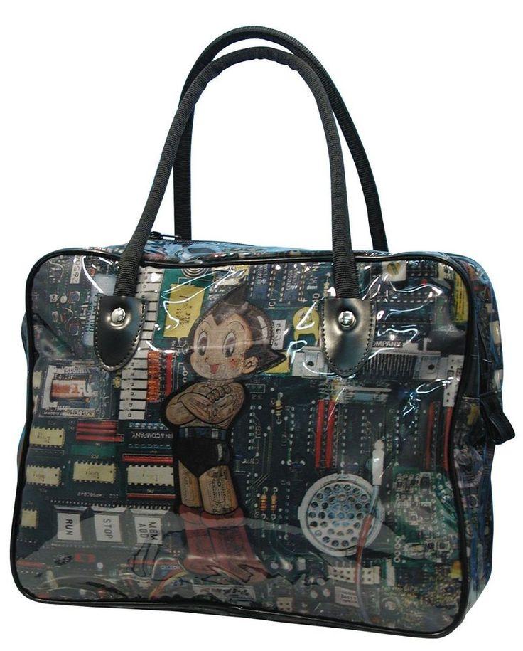 New! Tezuka Osamu Astro Boy Bag from Japan Limited Rare
