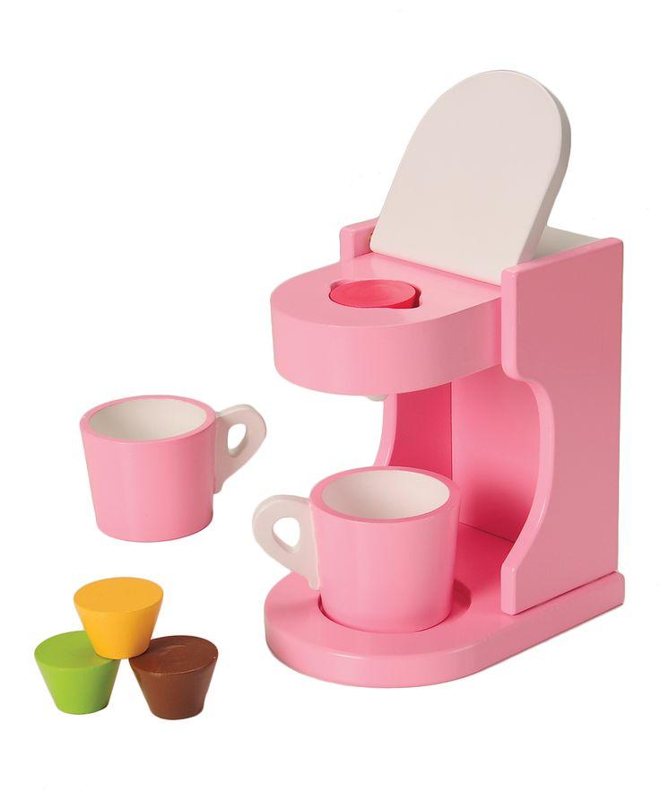 Latte Machine Play Set