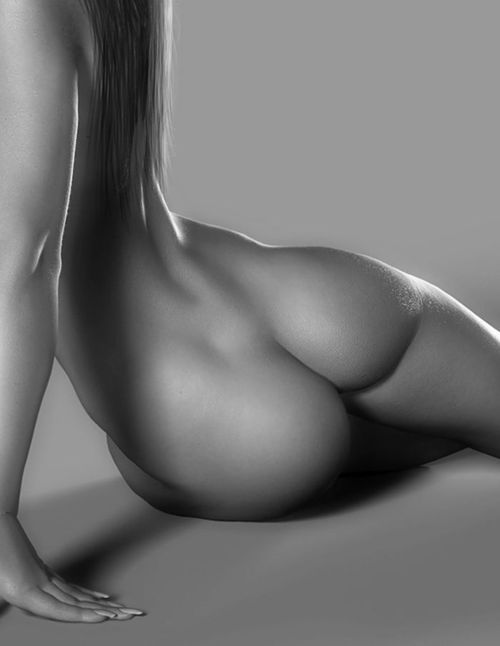 ....the female as perfection...