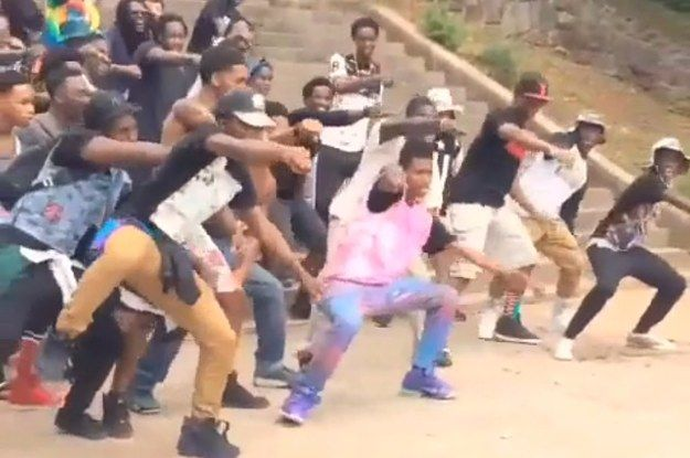 Expertly Choreographed Whip | 19 Severely Dope Whip Vines You Need To See Right Now