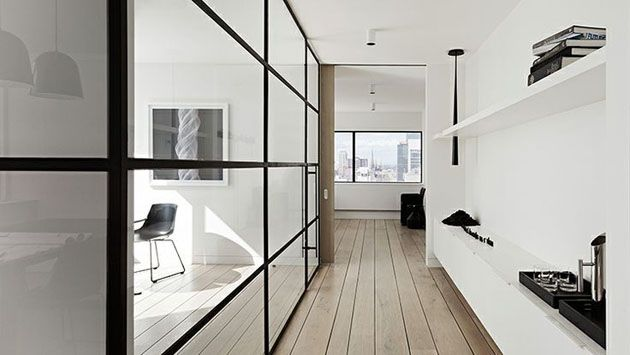 Loft Style: 5 Ways to Delineate Space with Steel and Glass