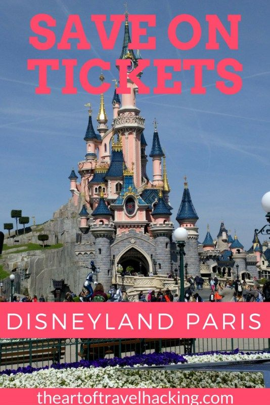 Ticket Best Disneyland E