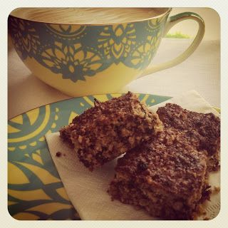 Fruity #Chocolate Slices for #Thermomix #recipe