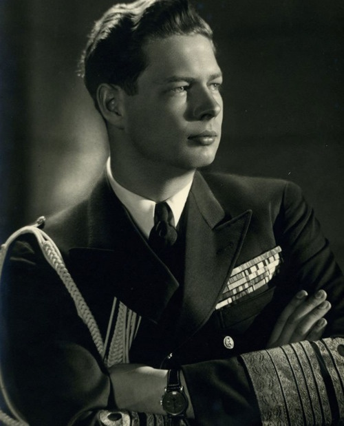 King Mihai of Romania