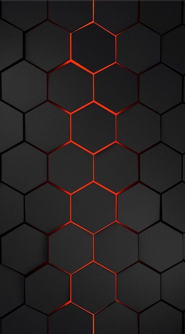 Inspiration Ideas Inspiration Regibastet Graphic Wallpaper Honeycomb Wallpaper Technology Wallpaper