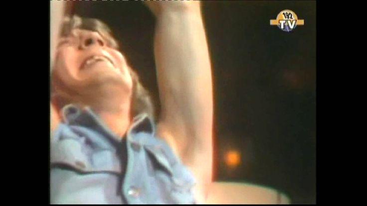 Stevie Wright - Evie , part 1 ( Rare Original Footage Toppop Dutch TV 1975 ) - YouTube