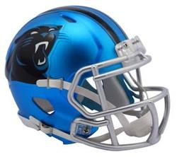Riddell Carolina Panthers Blaze Speed Mini Helmet