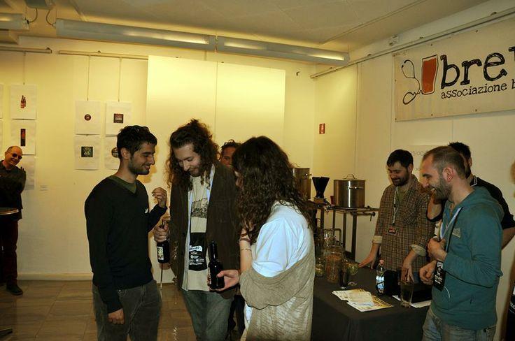 Con Federica Vecchietti e Luca Tom Sartorelli.