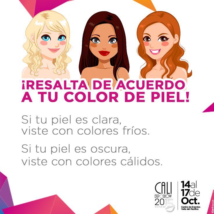¿No sabes en qué color comprar ese vestido que tanto te gustó? ¡Ten en cuenta tu tono de piel! Usar los colores adecuados en nuestra vestimenta de acuerdo a nuestro color de piel puede lograr que resaltemos nuestros mejores rasgos mucho mejor.