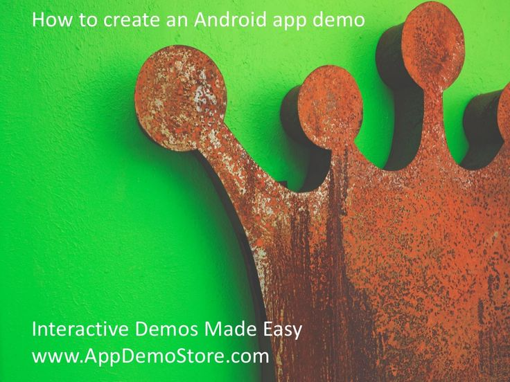 You don't know how to create an android app demo easy and fast? Take a look at this good tutorial and learn! You can create an android app demo with AppDemoStore.com. Try it! #appdemostore #presentation #tutorial #demo #video