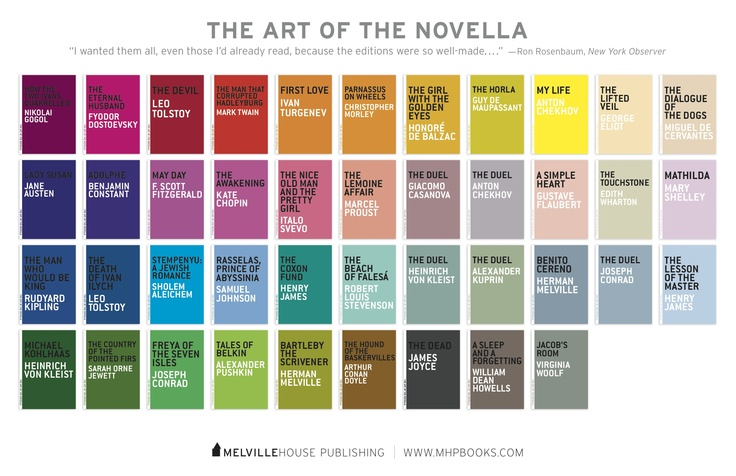 52 best The Art of the Novella images on Pinterest | Book