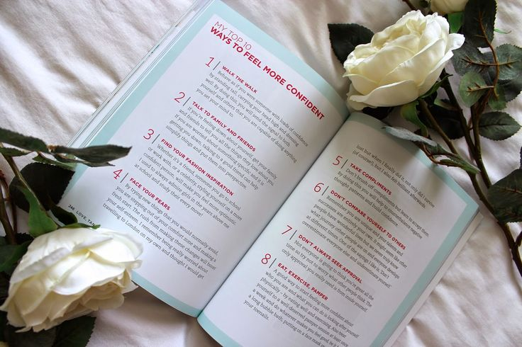 Love, Tanya by Tanya Burr | Book Review ♡ Top 10 ways to feel more confident