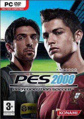 Pro Evolution Soccer 2008 PC [Torrent]