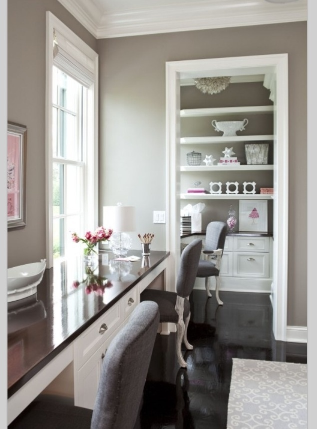 106 best Country Craft Room / Study images on Pinterest   Offices, Desks  and Home ideas