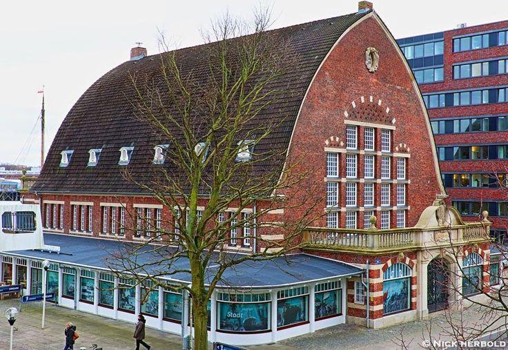 Schifffahrtsmuseum #Museum #Kiel ...