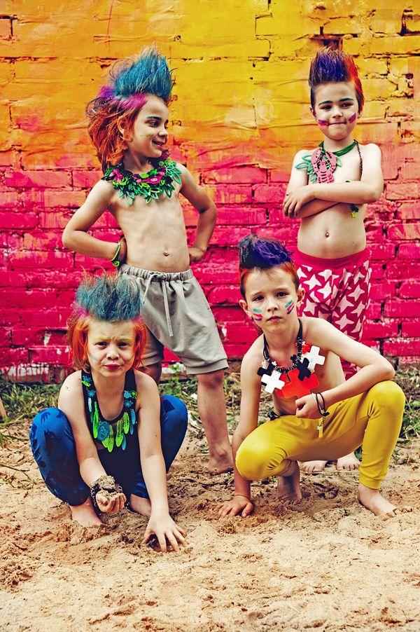 Jewelry: XooXoo/Clothes: Miszkomasz, Booso. XooXoo Boys - RAWR Magazine