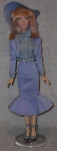 Madame Alexander Alex Ford Fairchild Doll Wearing Gene Doll Promenade Outfit | eBay