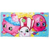 Shopkins Shopaholic Beach Towel