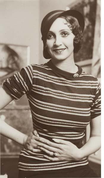 { Jacques Henri Lartigue - Renée Perle, 1930-1932 }
