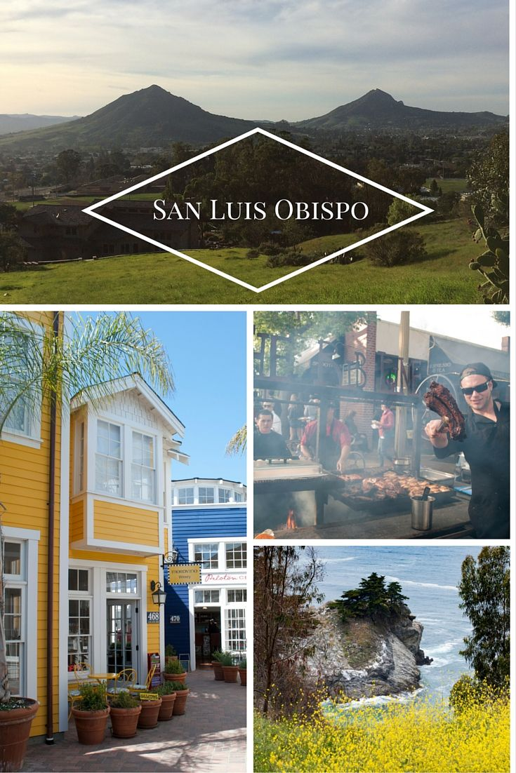24 best San Luis Obispo images on Pinterest | California travel ...