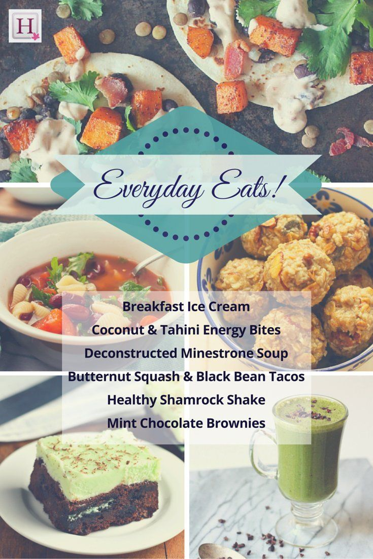Everyday Eats: Featuring A Healthy Shamrock Shake