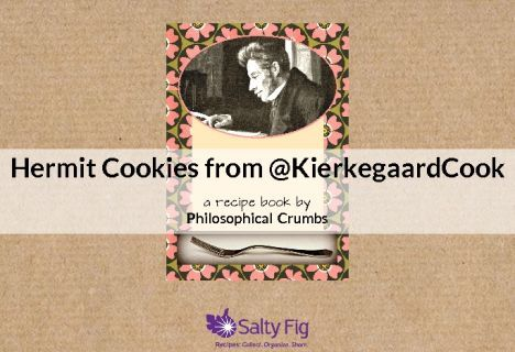 "Download our free pdf booklet ""Hermit Cookies from @Julie Kierkegaard Cookbook Project "":  http://www.saltyfig.com/book/152/hermit_cookies_from_kierkegaardcook Thanks @Emily Stanford Fig  !  Weekend greetings all!"