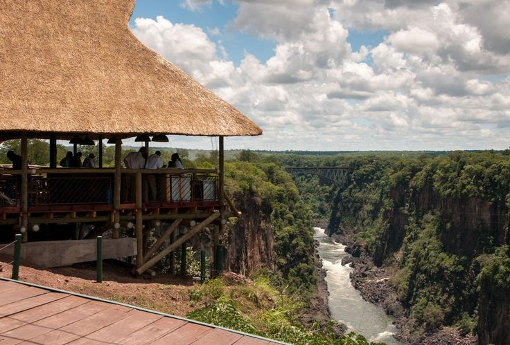 The Lookout Café #VictoriaFalls #Zimbabwe