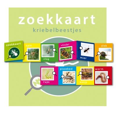 Zoekkaart Kriebelbeestjes (10 stuks - €3,50) http://onderwijsstudio.nl/product/zoekkaart-kriebelbeestjes-10-stuks/