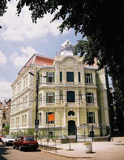 Palatul Flavia din Piata Maria, Timişoara