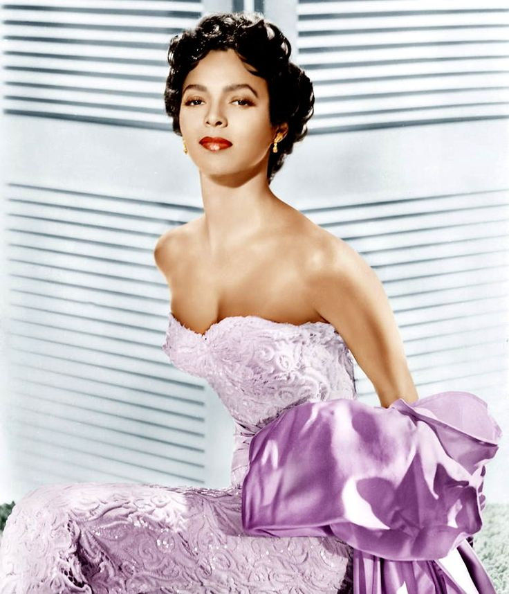 Breathtakingly beautiful. Dorothy Dandridge.