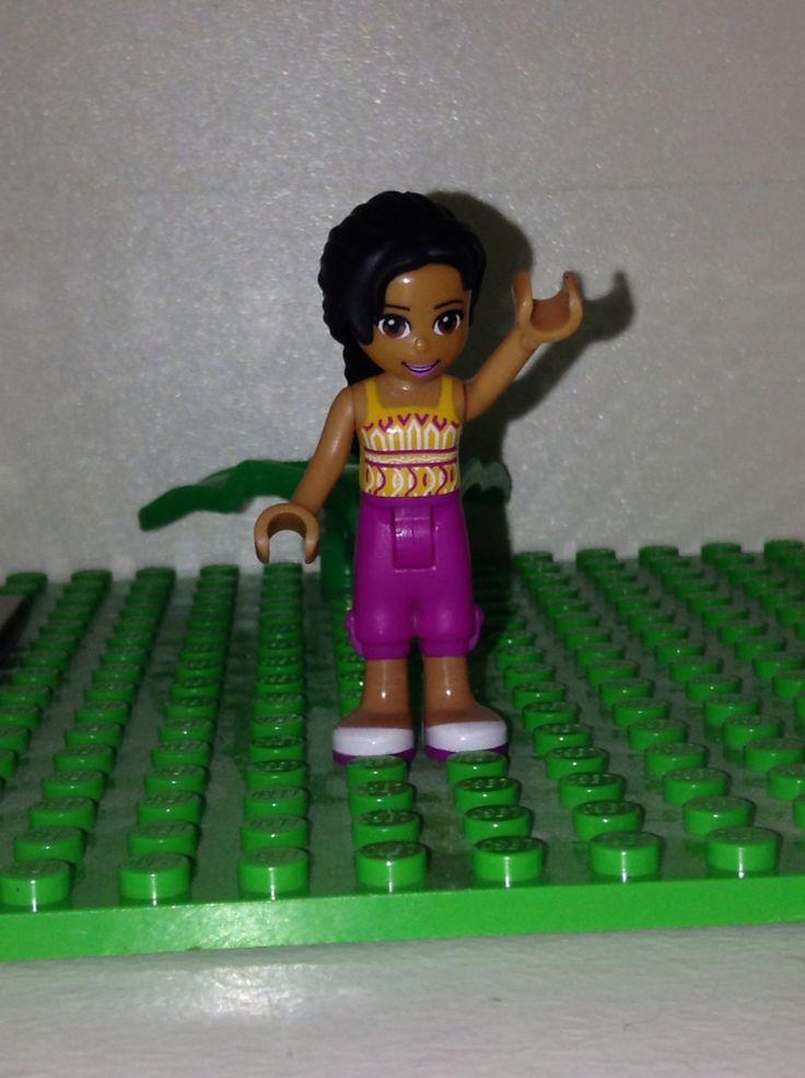 Lego Friends Figure Joanna