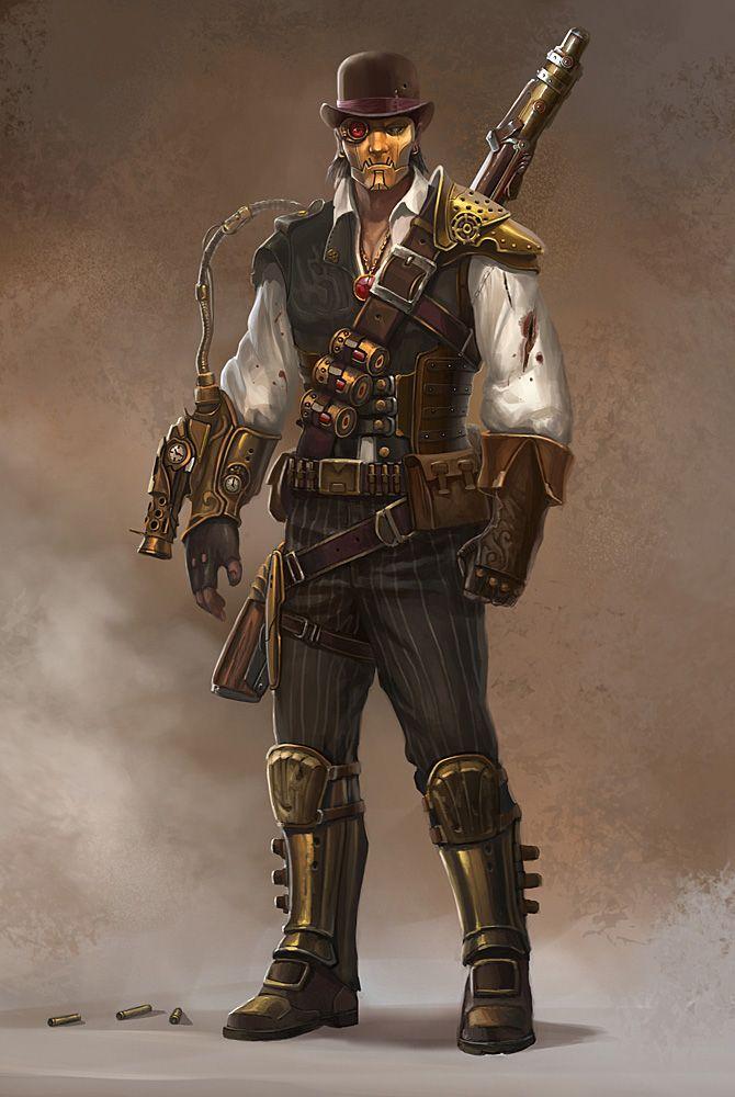 Steampunk Deadshot