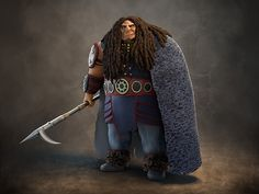 Drago Bludvist - How To Train Your Dragon 2 on Behance