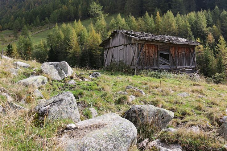 Südtirol - Wanderung im Altfasstal -   #suedtirol #wandern #berge #urlaub #natur #altfasstal #meransen #berghuette
